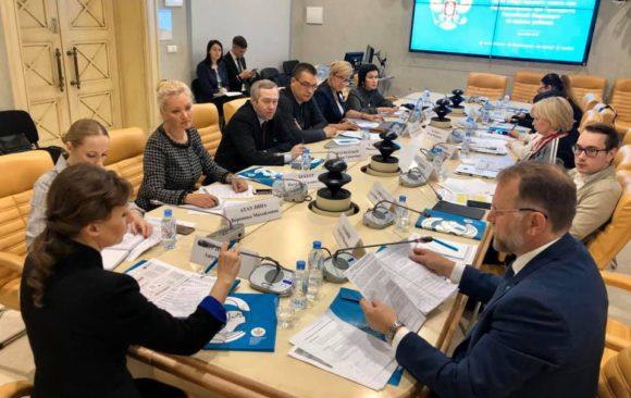 19 ноября состоялась рабочая встреча Уполномоченного при Президенте РФ по правам ребёнка с руководителями рабочих групп Общественного совета при Уполномоченном