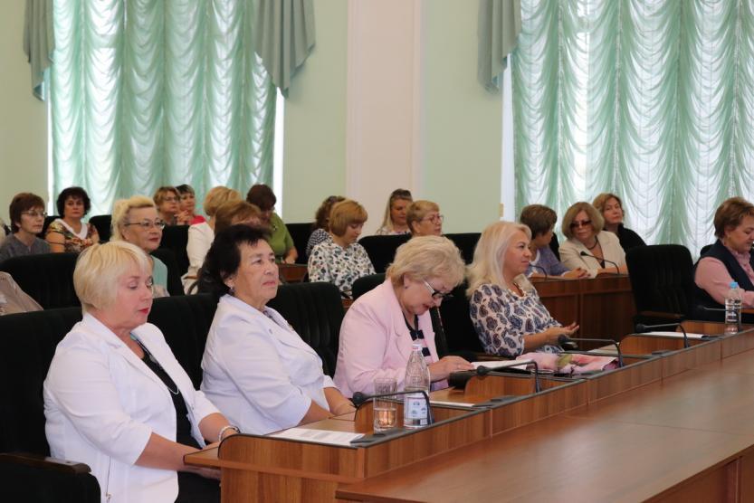 О семьеведении на районном августовском совещании работников образования